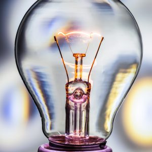 Canva - Focus Photography of Clear Light Bulb
